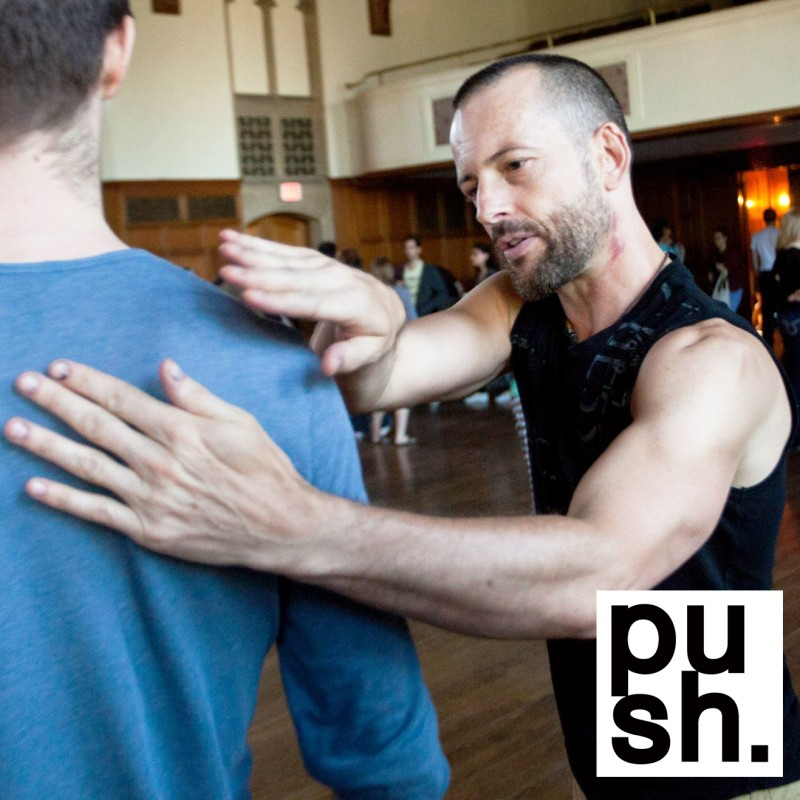 PUSH Physical Theatre Workshop