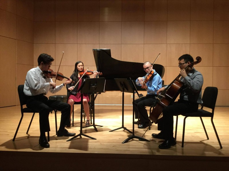SUNY Geneseo String Quartet