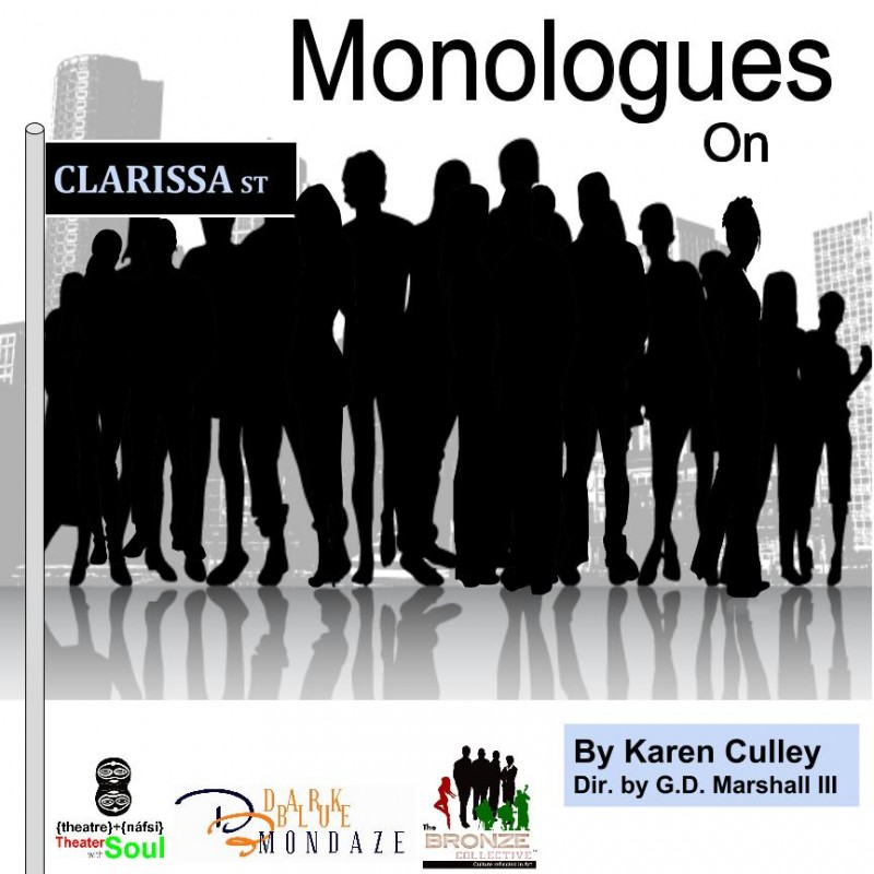 Monologues On Clarissa St.