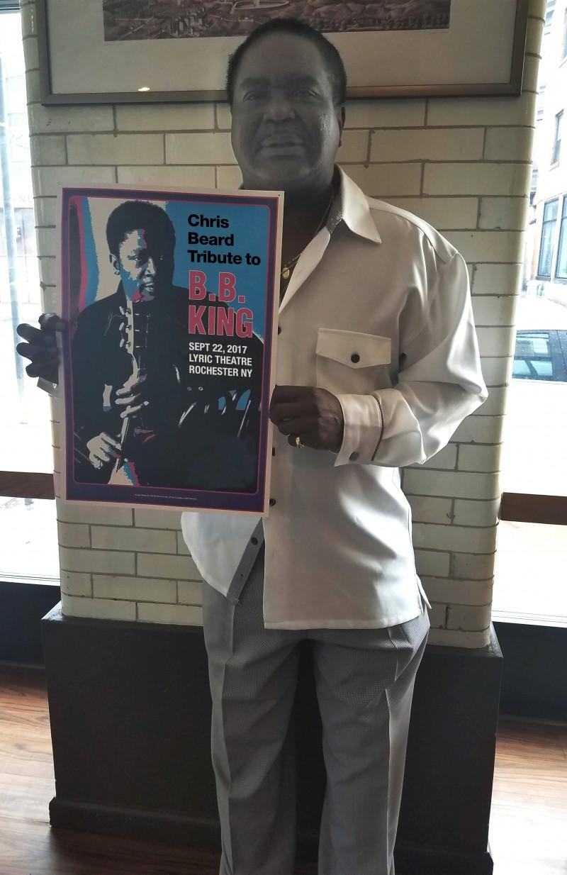 Chris Beard Tribute To B.B. King