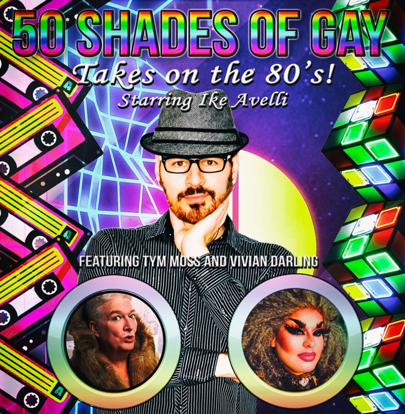 50 Shades of Gay Takes On The '80s
