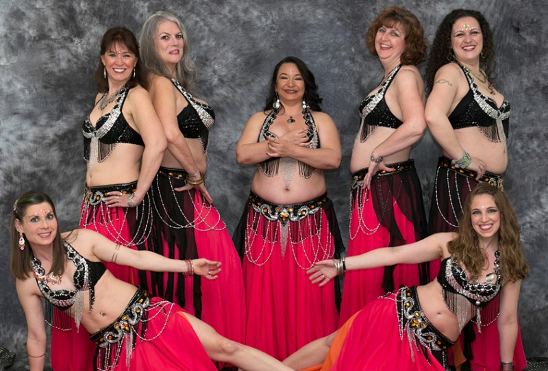 Desert Rhythms Belly Dance Troupe