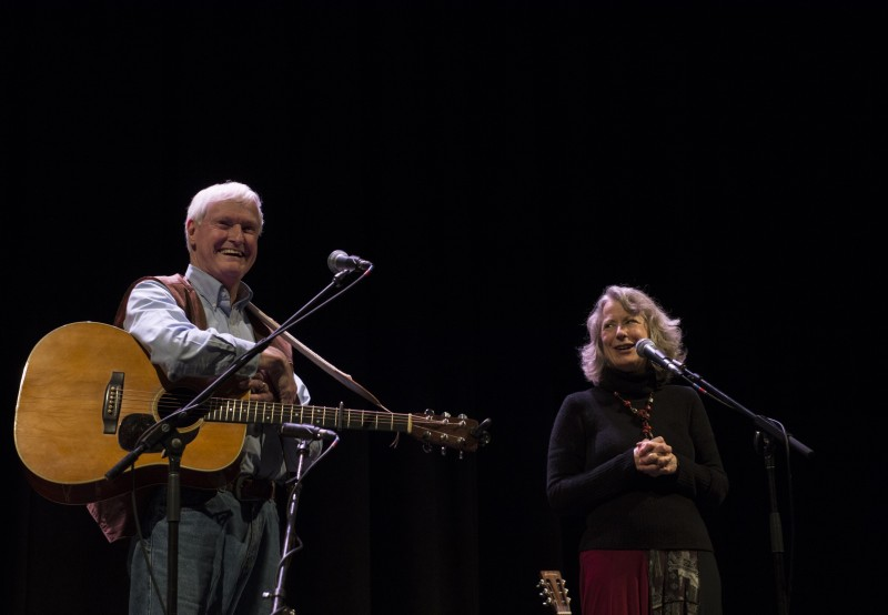 Bill Destler & Rebecca Johnson: Songs for the Journey