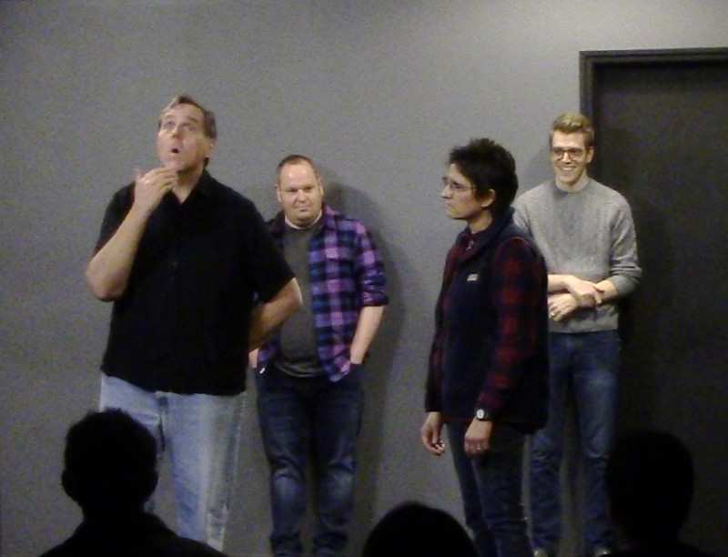 SkittleFit Presents: The Sammich (An Evening of Improvised Comedy Theatre)