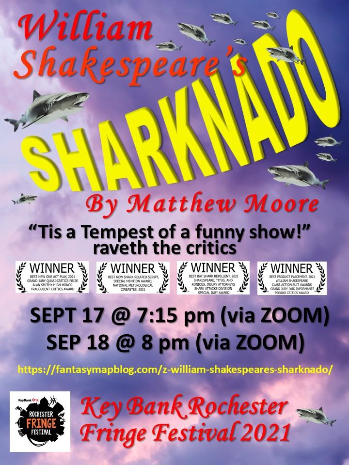 William Shakespeare's Sharknado