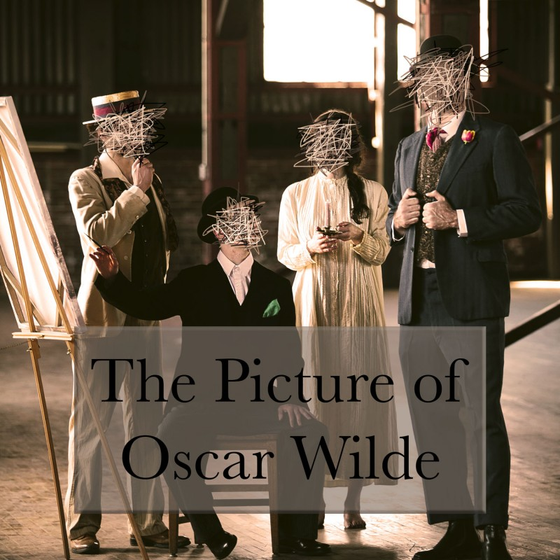 The Picture of Oscar Wilde