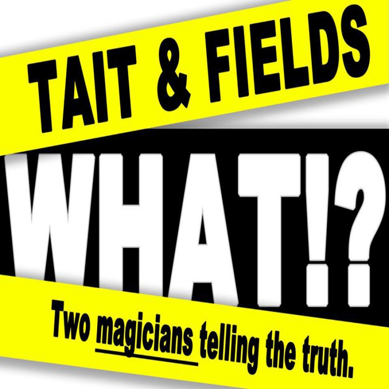 What!? - Two magicians telling the truth