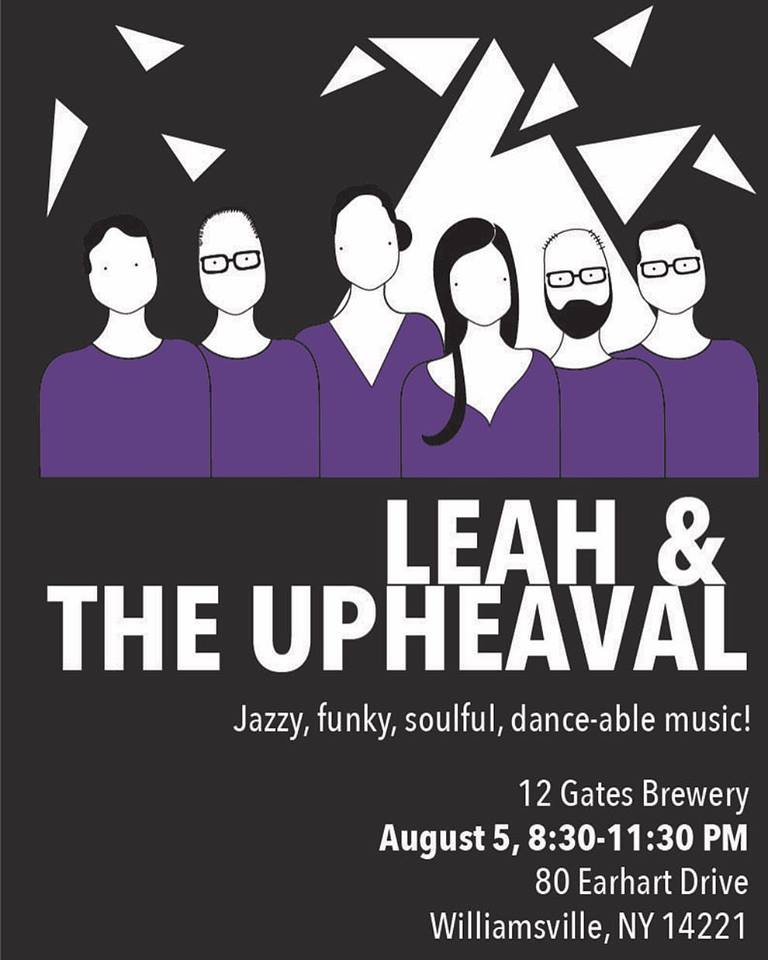 Leah and the Upheaval