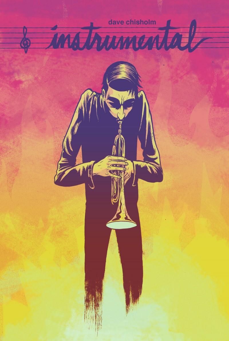 A Jazz Musician Walks Into a Comics Shop