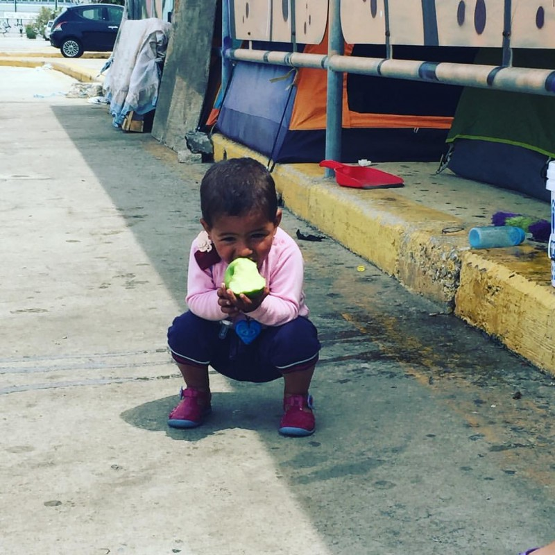 A Day in the Life of the Forcibly Displaced
