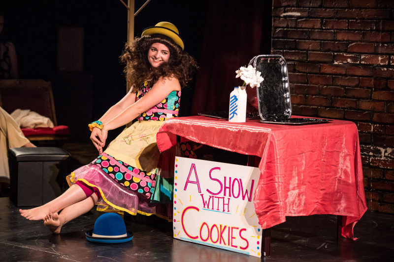 Muffin Theatre Presents: A Show With Cookies