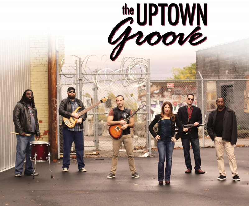 The Uptown Groove LIVE