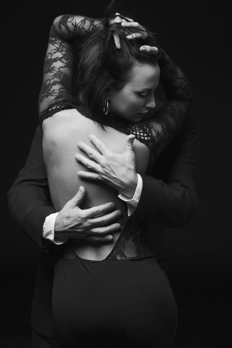 Black + White: A Theatrical Tango Dance Production