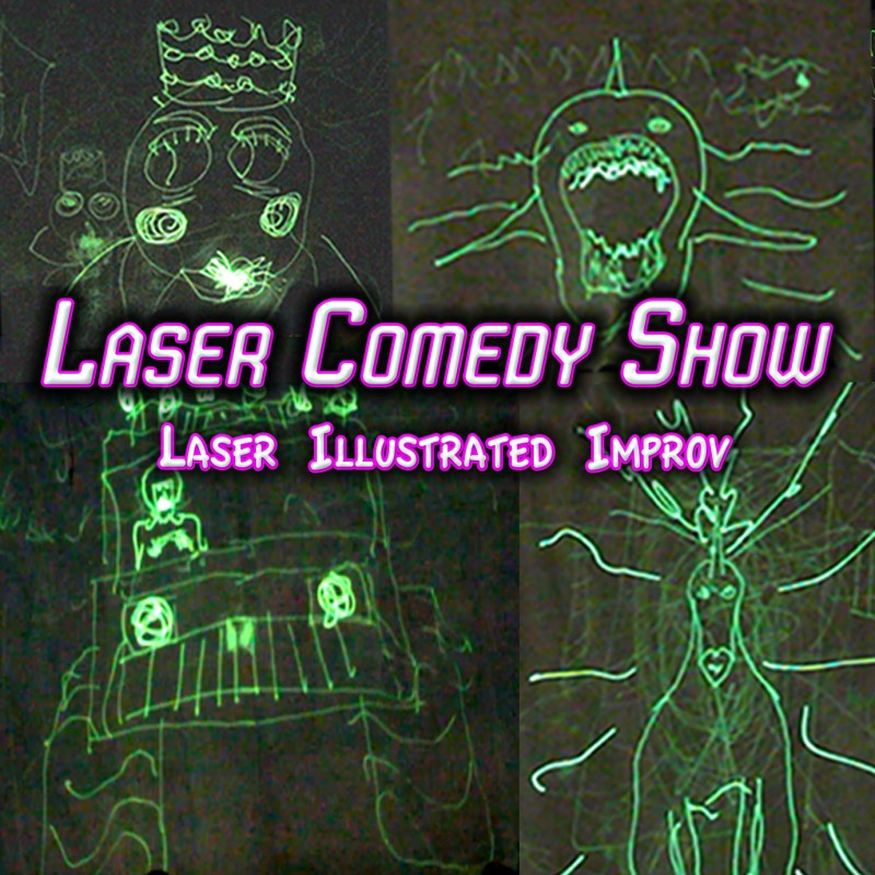 The Laser Comedy Show