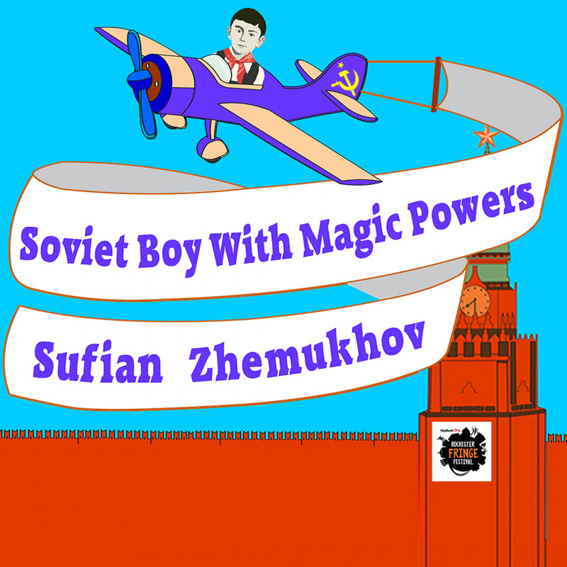Soviet Boy With Magic Powers