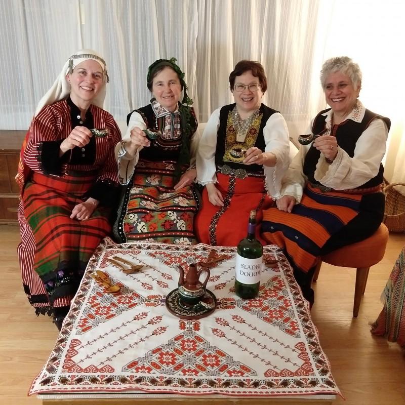 Sladki Doumi Women's Balkan Chorus