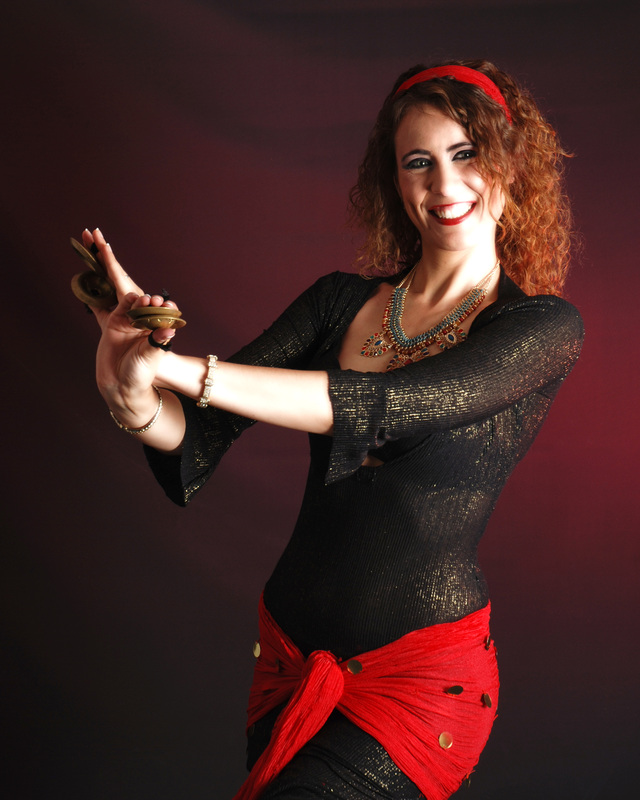 Elegant Belly Dance: Celebrating American Cabaret