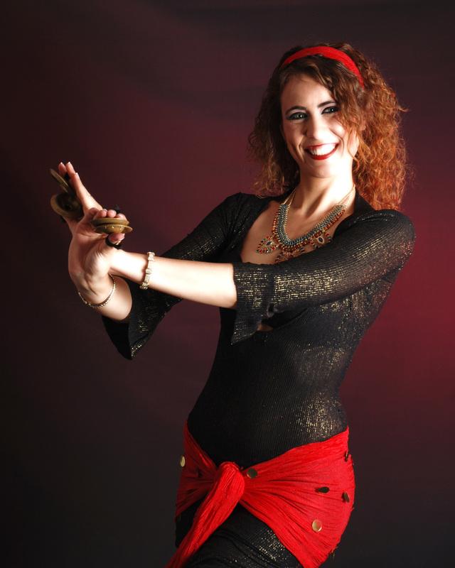 Elegant Belly Dance: Celebrating American Cabaret