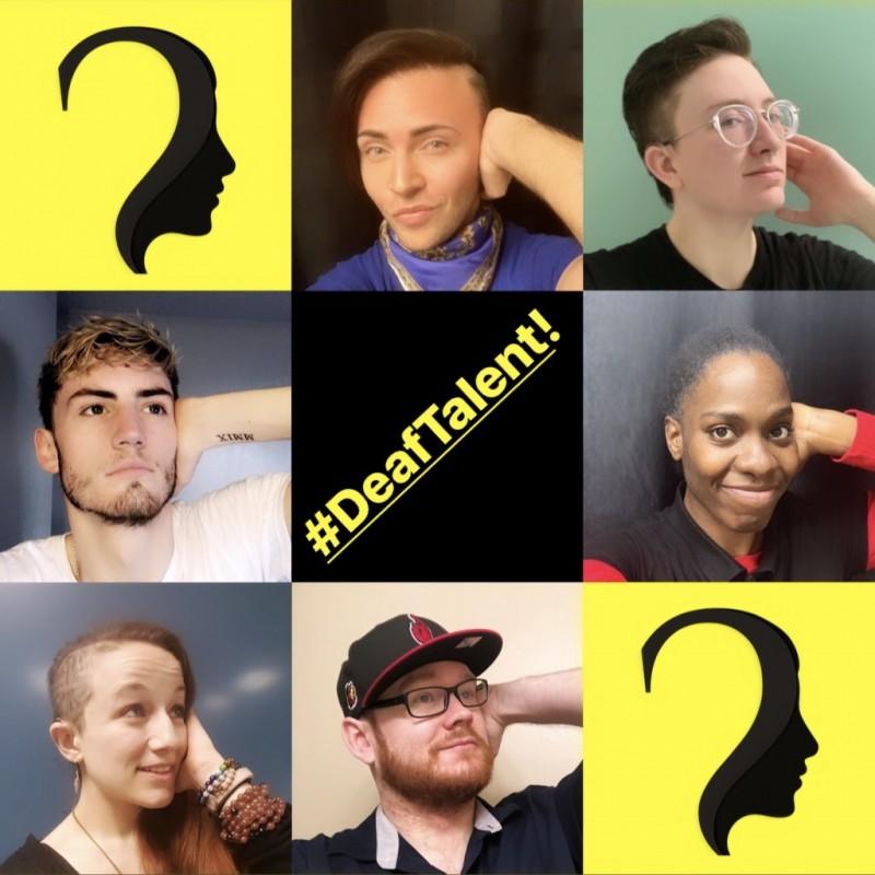 #Deaf Talent!