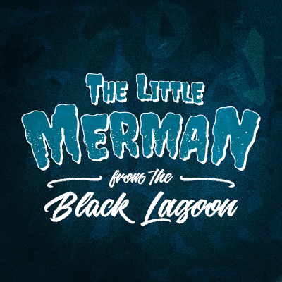 The Little Merman from The Black Lagoon