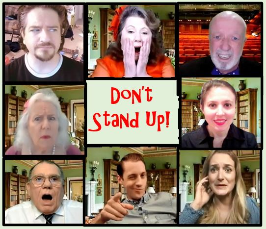 Don't Stand Up!