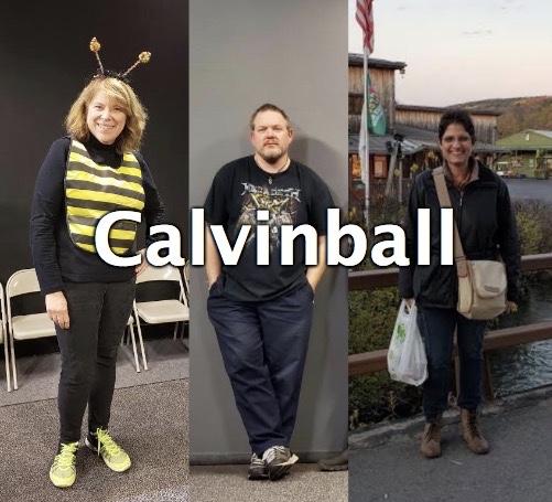 Calvinball: Live Improv Comedy