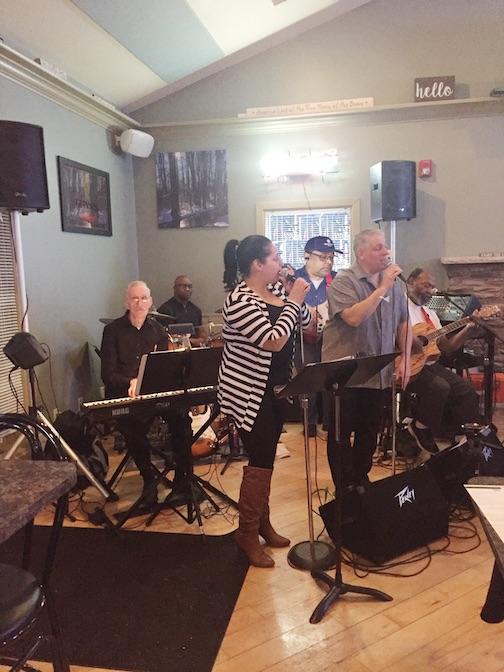 Galileo Band: Dance To The Music