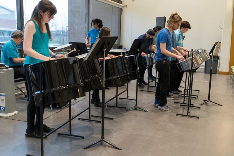 RIT Steel Band Ensemble