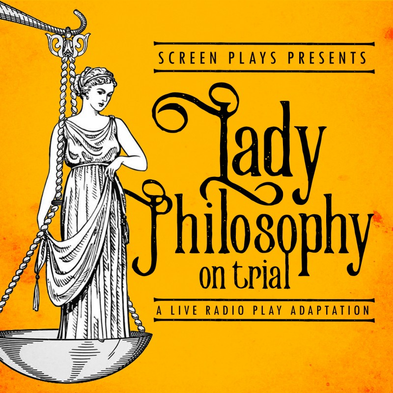 Lady Philosophy on Trial