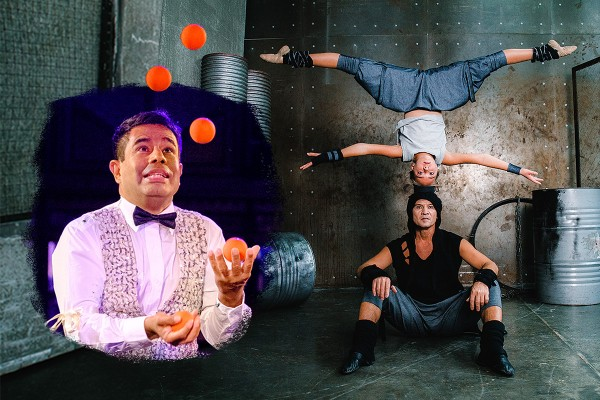 Cirque du Fringe: Eclectic Attraction