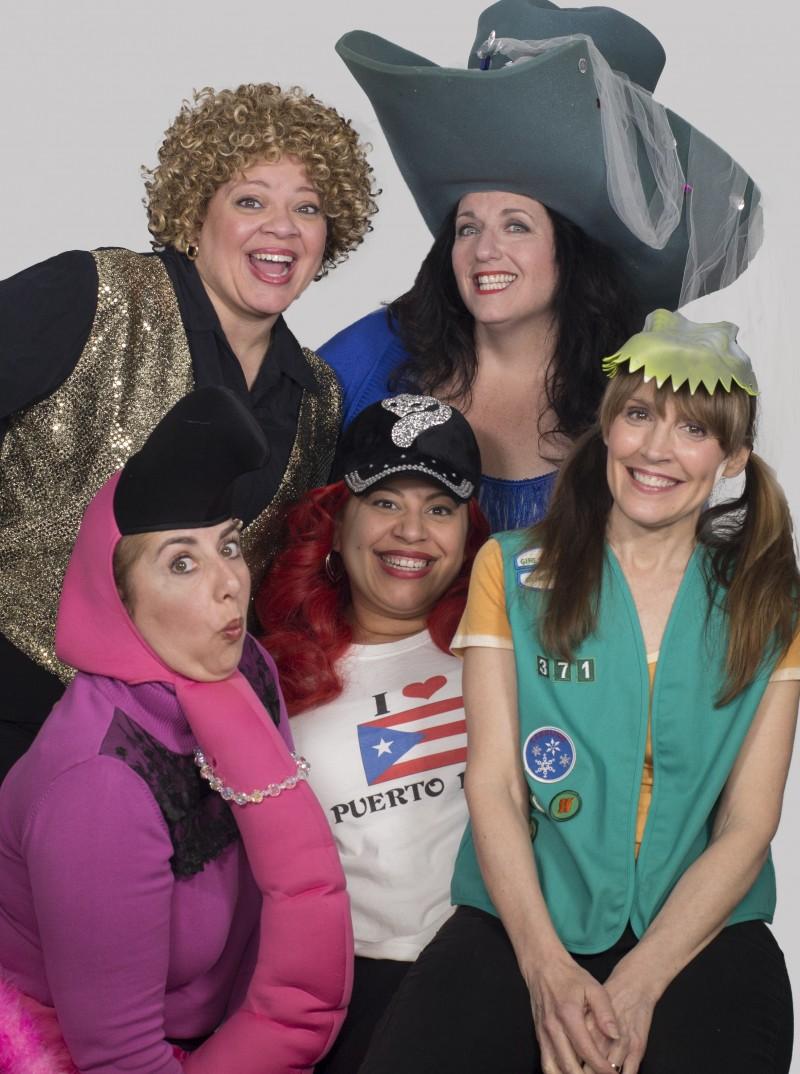 EstroFest Comedy: Cinderella, Sci-Fi & Drones