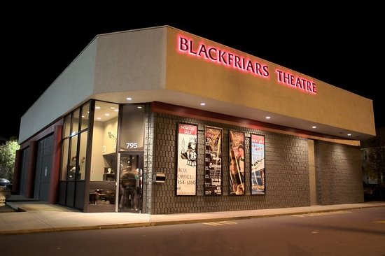 Blackfriars Theatre Accessibility