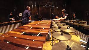 Eastman Percussion Ensemble: Steve Reich's DRUMMING