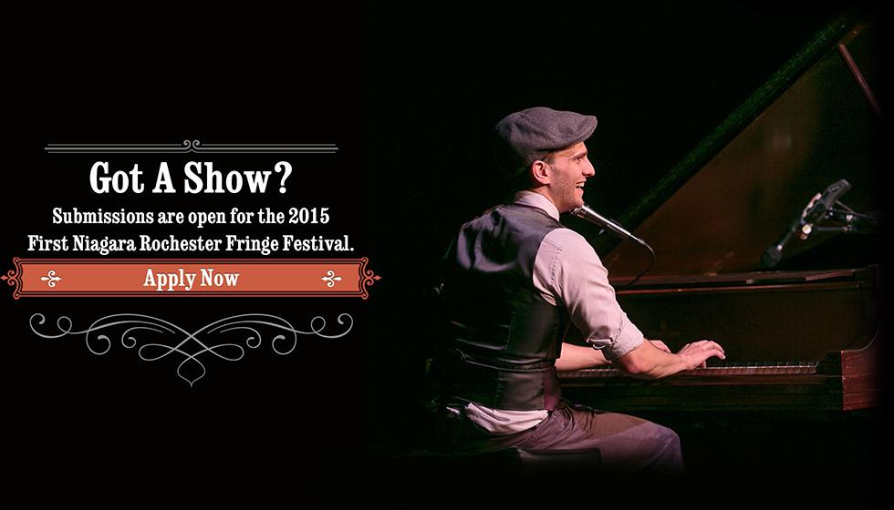 Got a Show?