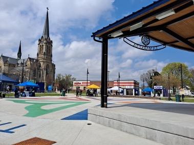 La Marketa at The International Plaza: Accessibility