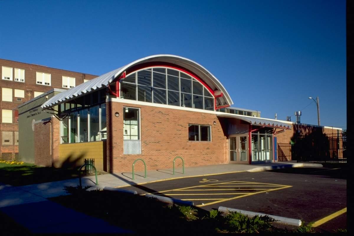 Avenue D Rec Center Accessibility