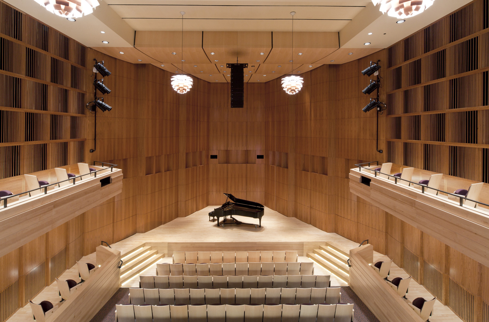 Eastman School of Music: Hatch Recital Hall Accessibility