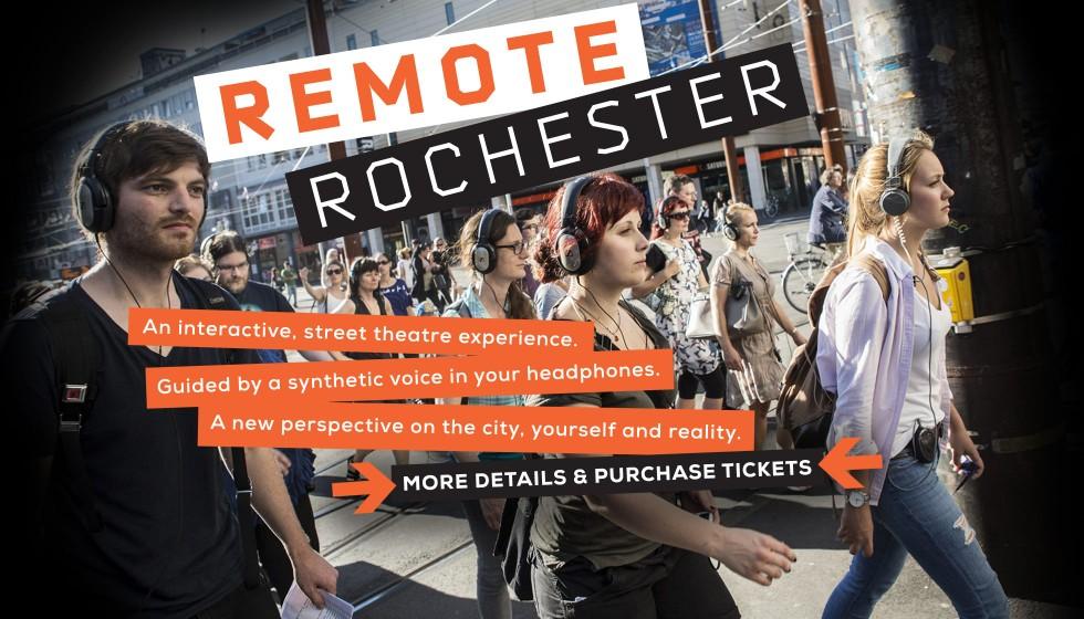 Remote Rochester