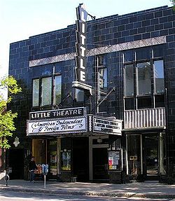 The Little: Theatre 5 Accessibility