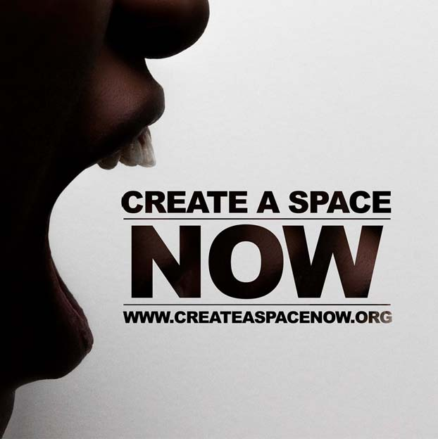 Create A Space NOW