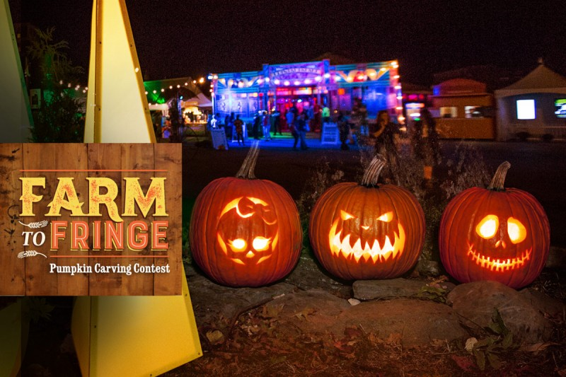 Farm to Fringe: Pumpkin Carving Contest