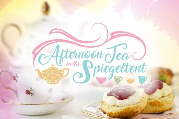 Fringe Afternoon Tea