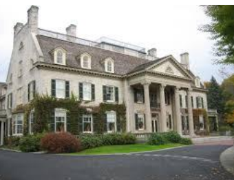 George Eastman Museum: North Lawn