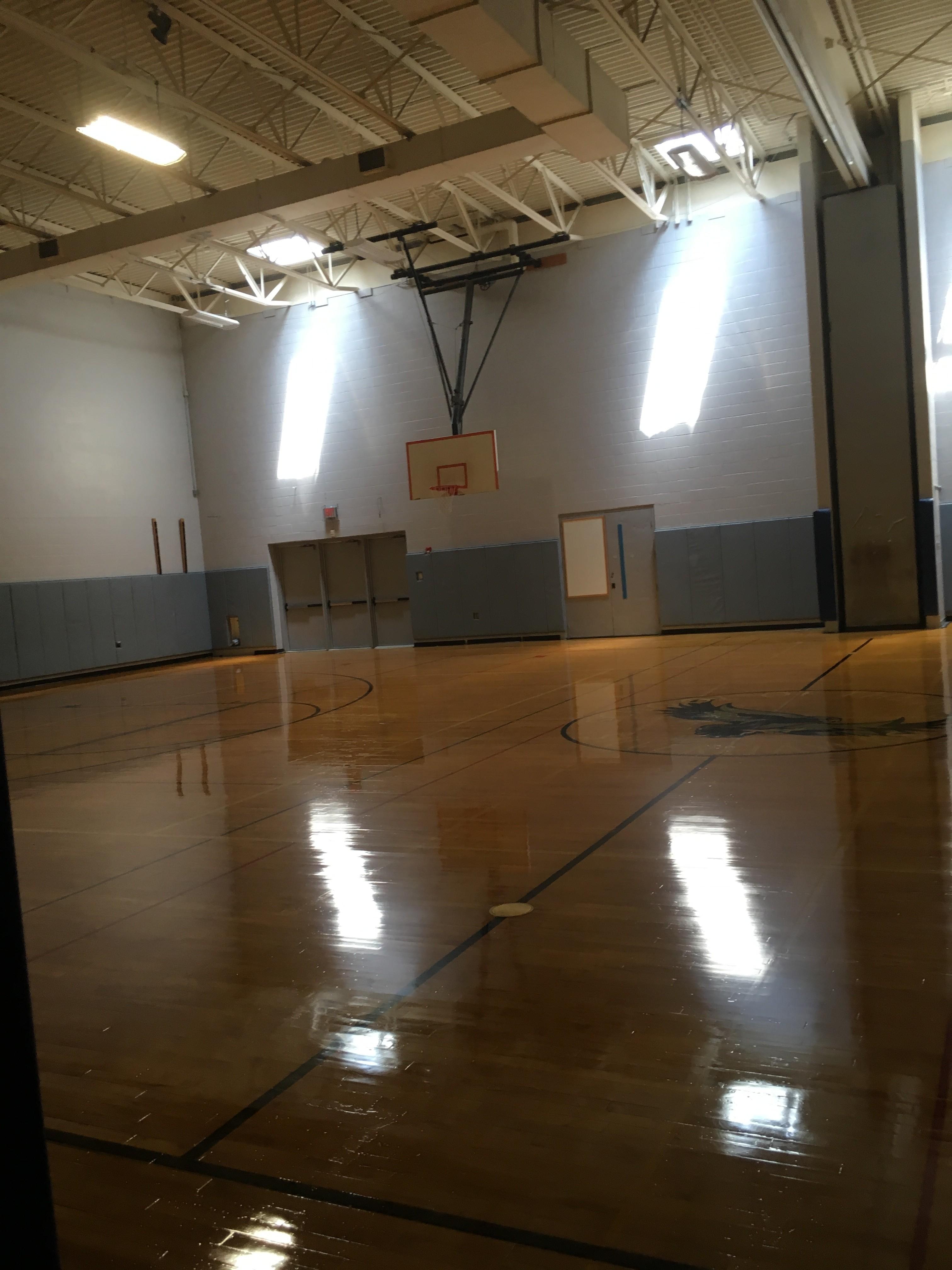 School of the Arts: Gymnasium