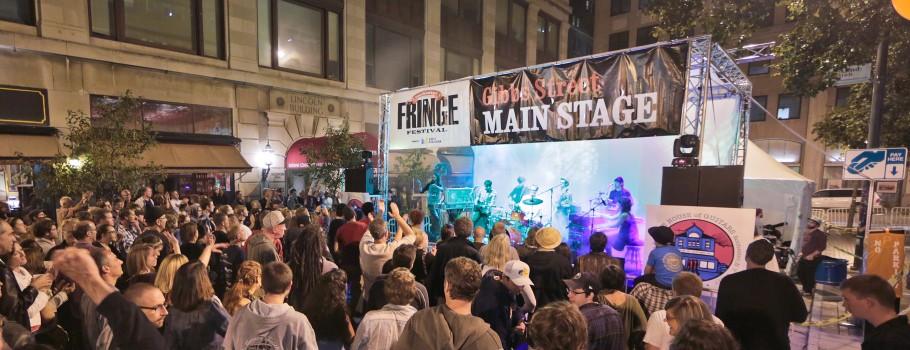 Gibbs Street Free Events