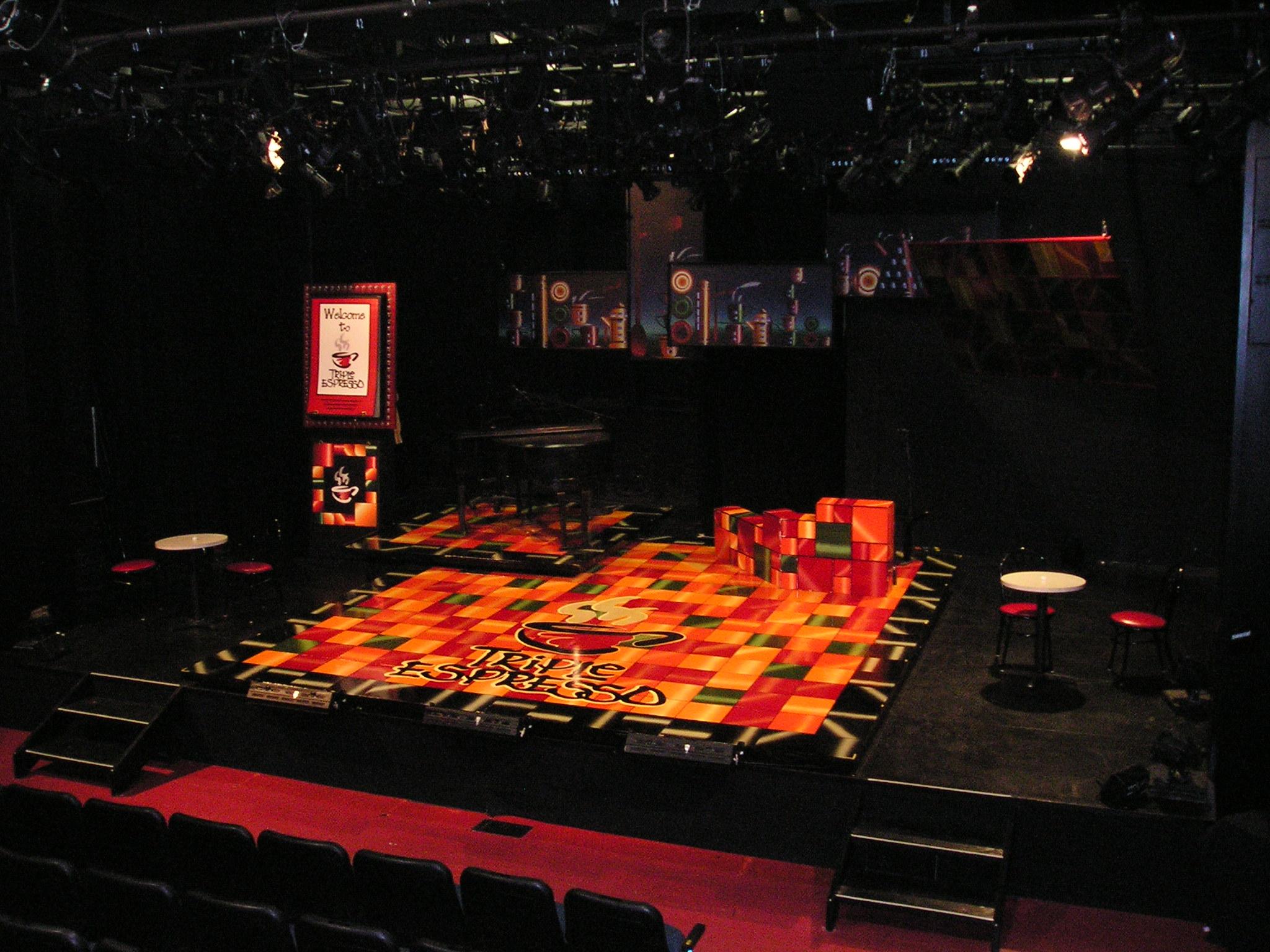 Geva Theatre Center: Fielding Stage