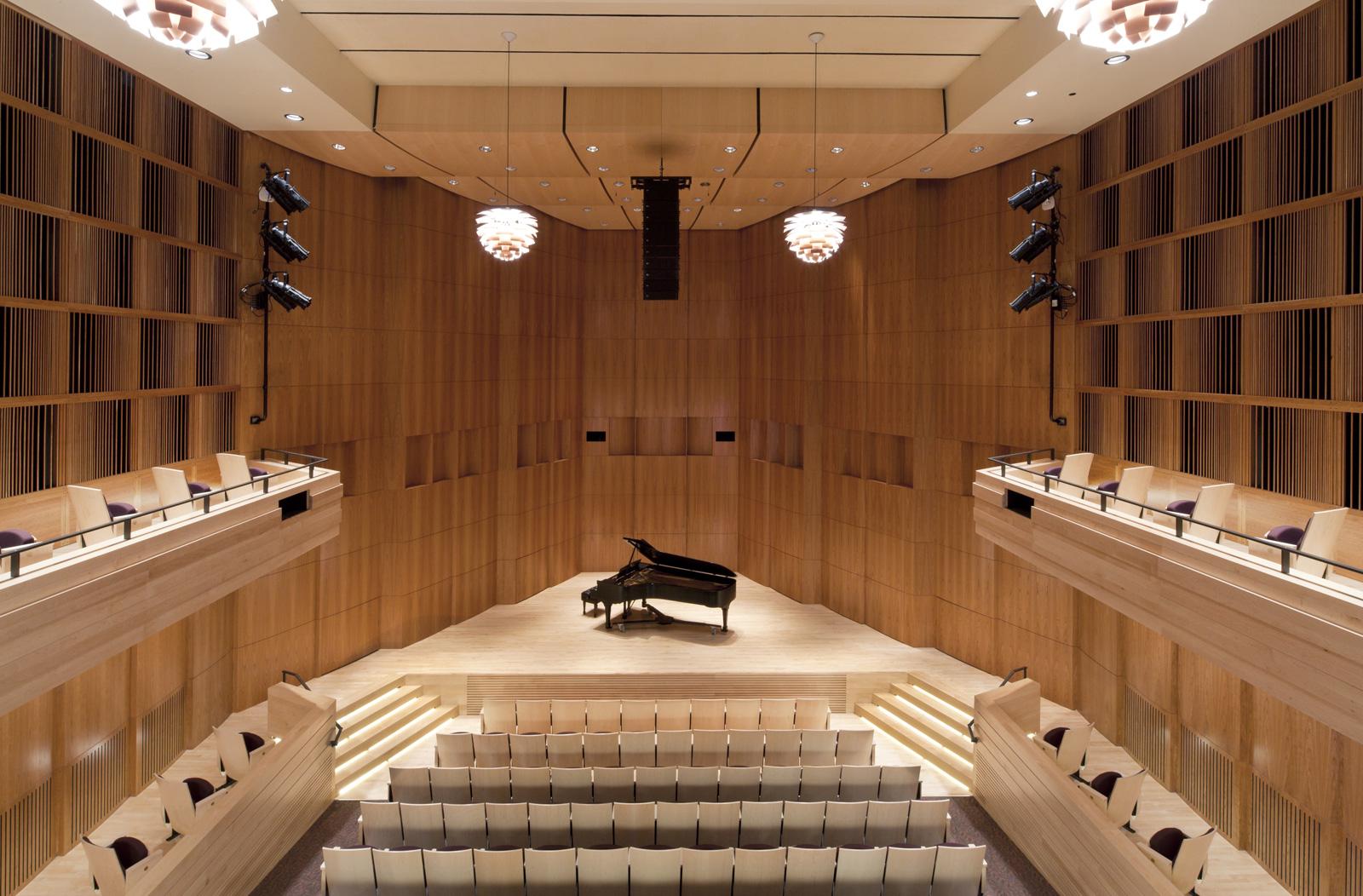 Eastman School of Music: Hatch Recital Hall