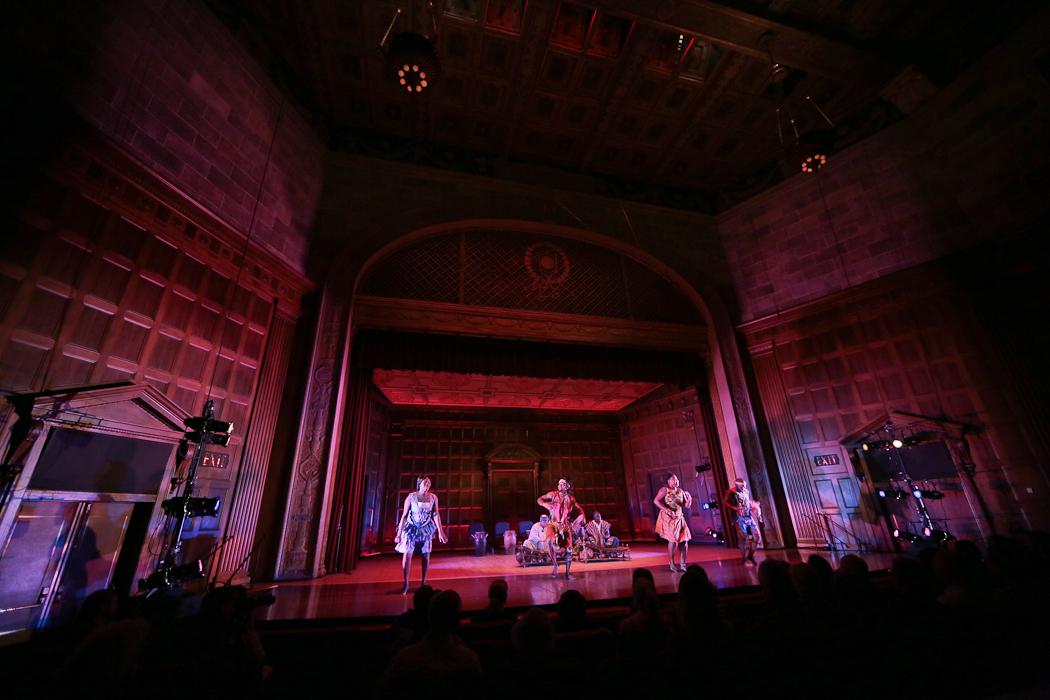 Eastman School of Music: Kilbourn Hall