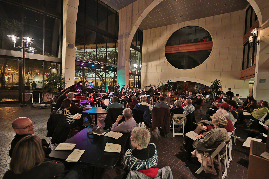 Eastman School of Music: Sproull Atrium at Miller Center