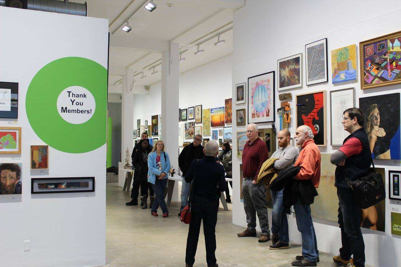 Rochester Contemporary Art Center: Gallery